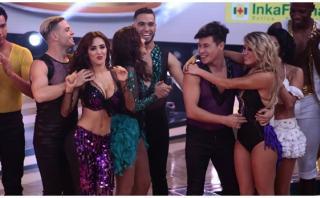 """Darlene Bernaola fue eliminada de """"El gran show"""" [VIDEO]"""