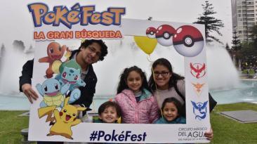 Pokémon Go: se desató la locura en Lima por el PokéFest