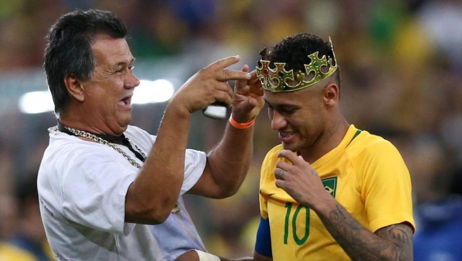 Brasil: la felicidad de los jugadores por primer oro en fútbol
