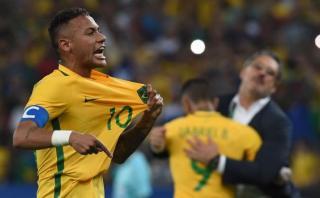 Río 2016: Brasil enterró dos maleficios al ganar oro en fútbol