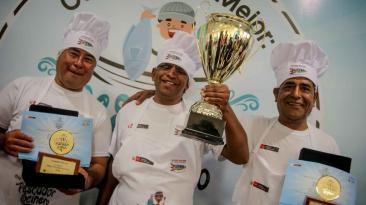 Ellos son los mejores pescadores cocineros del Perú