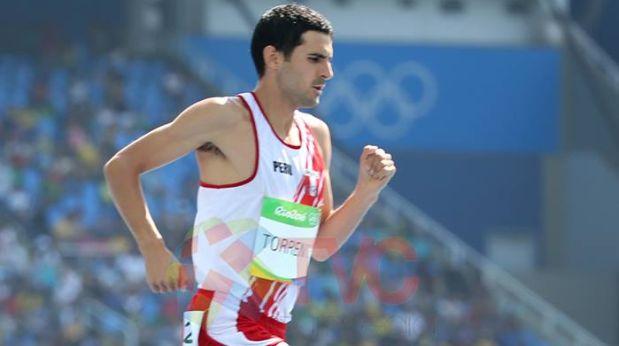 David Torrence: puesto 13 en la final de 5.000m en Río 2016