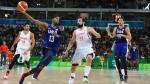 Estados Unidos venció a España y accedió a la final de Río 2016 - Noticias de kevin durant