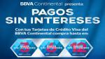 BBVA: conoce los nuevos productos que ofrecerá a sus clientes - Noticias de bbva continental