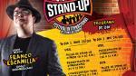 """Vive Stand Up"": primer festival tendrá invitados extranjeros - Noticias de monica torres"