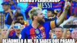 Barcelona: los graciosos memes por su debut en Liga Santander - Noticias de luis suarez