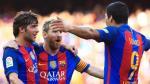 Barcelona apabulló 6-2 al Real Betis con Hat Trick de Suárez - Noticias de samuel silva