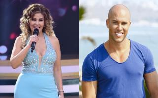"""""""El gran show"""": Gisela llamó """"crápula"""" a Bruno Agostini"""
