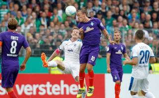 Werder Bremen eliminado de Copa Alemana por equipo de tercera