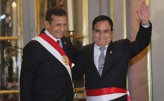 Otárola: Quieren armar show mediático al citar a Ollanta Humala
