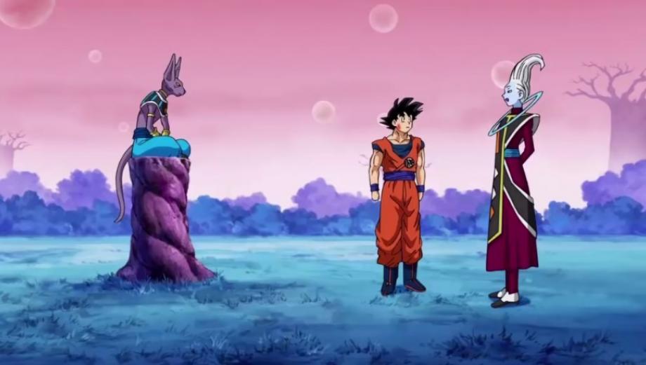 """Esto pasó en el episodio 55 de """"Dragon Ball Super"""""""