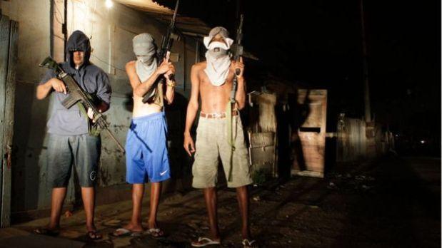 La violencia continuó en las favelas de Río durante los Juegos Olímpicos. (Foto: BBC)