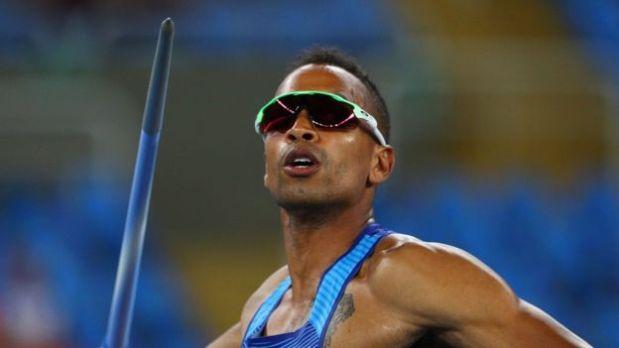 Jeremy Taiwo triplicó la ayuda que pedía en internet para costearse su equipo, viajes y estancia en los Juegos Olímpicos de Río. (Foto: BBC)
