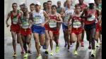 Río 2016: Raúl Machacuay y hermanos Pacheco culminaron maratón - Noticias de wilson kipsang