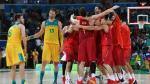 Río 2016: España logró medalla de bronce en baloncesto - Noticias de pau teixidor
