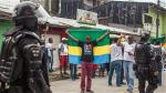 Departamento más pobre de Colombia anuncia paro contra Santos - Noticias de guillermo palacios