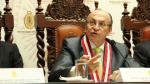 Peláez apela fallo e insiste estar 5 años más en la fiscalía - Noticias de jose pelaez