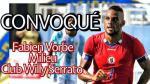 Jugador de la Segunda de Perú convocado a la selección de Haití - Noticias de willy serrato