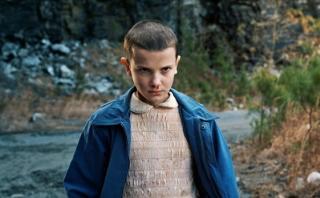 """Stranger Things"": así se transformó actriz para ser Eleven"