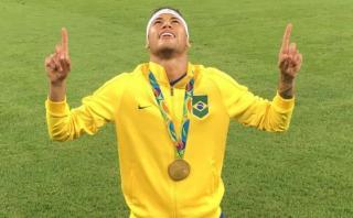 Neymar y la fotografía más viral de Río 2016 en Instagram