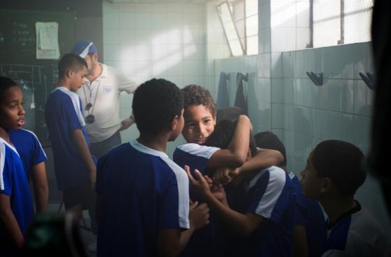 Paolo Guerrero: miras las primeras fotos oficiales de la cinta