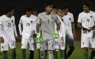 Bolivia reveló lista de 25 convocados para enfrentar a Perú