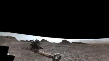 ¿Te preguntas como es Marte? Mira este video en 360° de la NASA