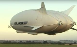Así fue el primer vuelo del avión  más grande del mundo