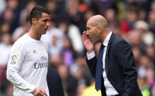 "Cristiano Ronaldo: ""Todo cambió con la llegada de Zidane"""