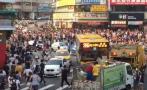 Pokémon Go: Estampida humana paralizó ciudad de Taiwán [VIDEO]