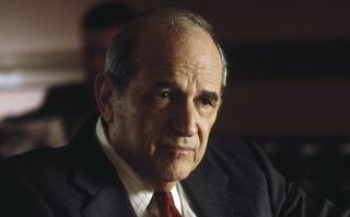 "Murió Steven Hill, recordado actor de ""Law & Order"""