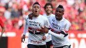 Christian Cueva EN VIVO: Sao Paulo cae 2-1 ante Juventude