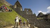Más de 1.7 millones de turistas visitaron Perú hasta junio