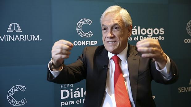 Piñera corroboró que es descendiente de Huayna Cápac