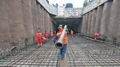 Surco: inicia plan de desvíos por obras de viaducto Benavides