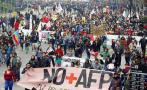 AFP: México mira lo que pasa en Chile y se preocupa