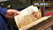 España: Editorial reproduce el libro más misterioso del mundo