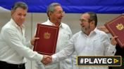 Gobierno de Colombia y las FARC concluyen negociaciones de paz