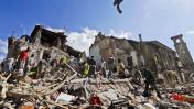 La gran destrucción que deja el terremoto en Italia [VIDEOS]