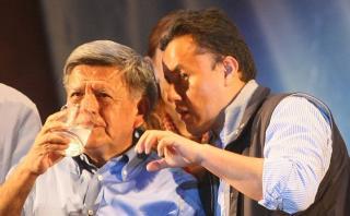 César Acuña: delito de plagio prescribió en España dice su hijo