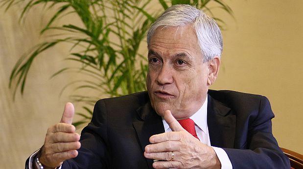 Piñera: No podemos quedarnos en una agenda del pasado