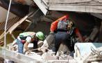 Terremoto en Italia: Las primeras imágenes del desastre
