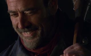 """""""The Walking Dead"""": mira sin censura la aparición de Negan"""