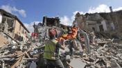 Terremoto en Italia: Víctimas suman más de 70 [EN VIVO]