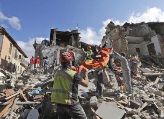 Terremoto en Italia: Las víctimas suben a 120 [EN VIVO]