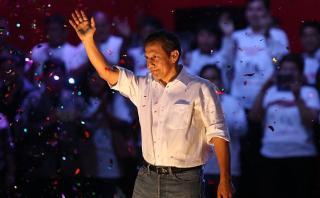 Ollanta Humala postulará en el 2021, afirma Santiago Gastañaduí