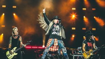"Guns N' Roses: ¿Conciertos se ""canibalizarán"" en octubre?"