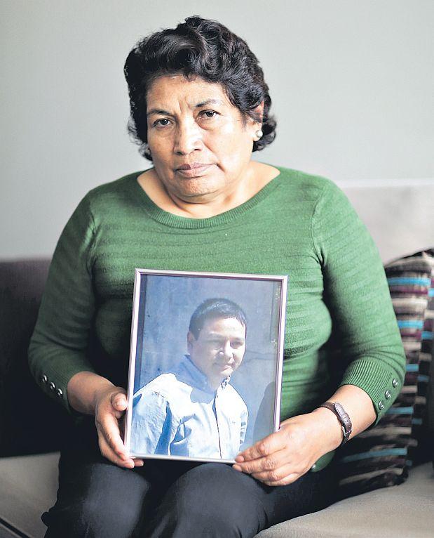 Dionicia perdió a su hijo en un accidente. La defensoría municipal logró una sentencia y aún busca una condena mayor para el responsable. (Nancy Chapell / El Comercio)