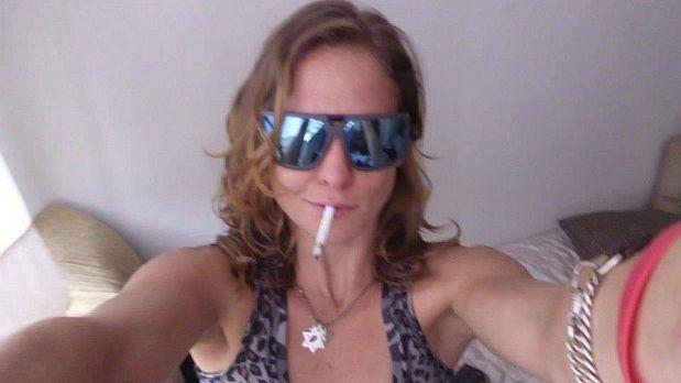 Diana Bajak en una foto que se tomó en el 2012. Por aquella época, ella ya estaba siendo investigada por la policía como parte de la red del 'Tío Charlie'. (USI)