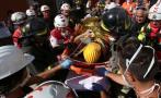 Terremoto en Italia: Así funciona el rescate de las víctimas